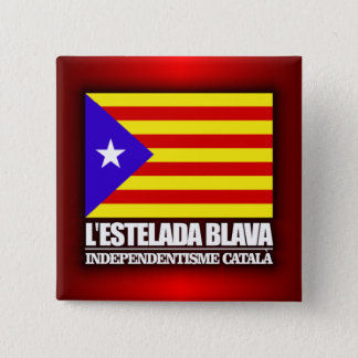 Catalan Independence Button