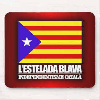 Catalan Independence Mouse Pad