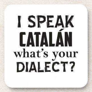 CATALÁN language design Coaster