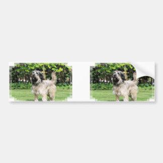 Catalan Sheepdog - Peppa Bumper Sticker