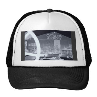 Catalina Airport  Airport in the Sky Trucker Hat