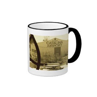 Catalina Airport Ringer Mug