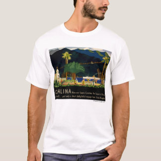 Catalina by Otis Shepard, c. 1935.  T-Shirt