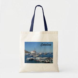Catalina, California Budget Tote Bag