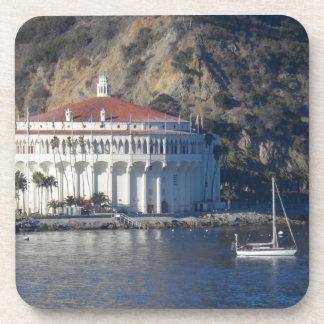 Catalina, California Beverage Coaster