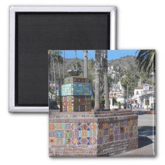 Catalina, California Imán Para Frigorifico