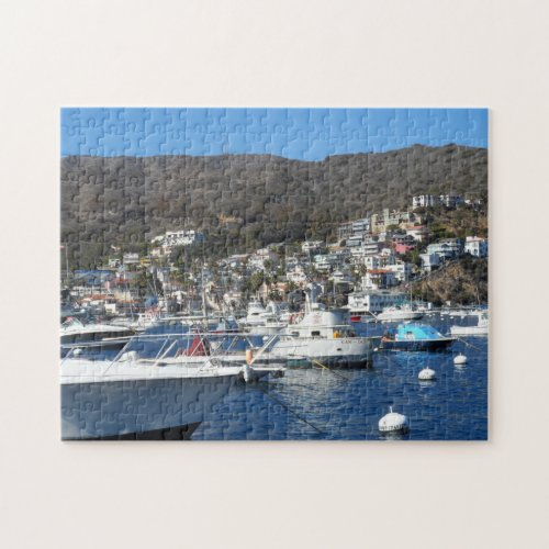 Catalina California Jigsaw Puzzle