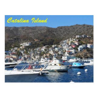 Catalina California Post Card