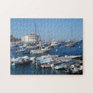 Catalina, California Puzzle