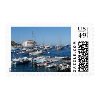 Catalina, California Stamp
