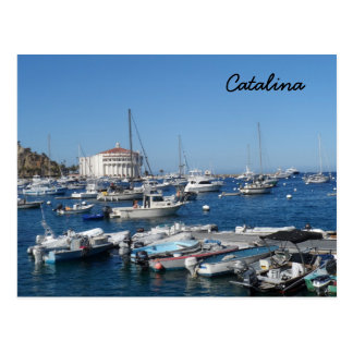 Catalina California Postal