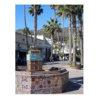 Catalina, California Tarjeta Postal