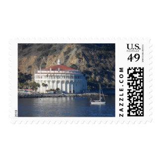 Catalina Casino Postage