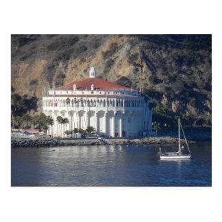 Catalina Casino Postcard
