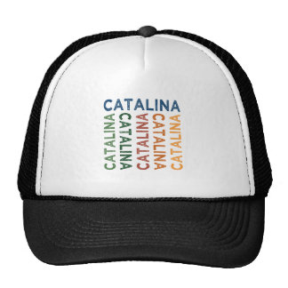 Catalina Cute Colorful Trucker Hat