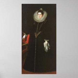 Catalina de la Cerda, duquesa de Lerma, 1602 Impresiones