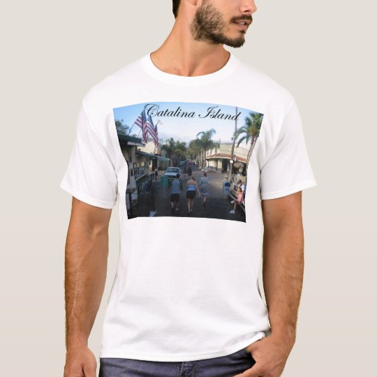 Catalina Island 6 T-Shirt