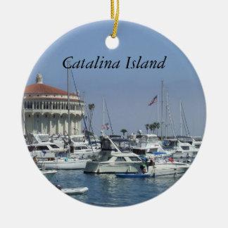 Catalina Island California CA Travel Ornament