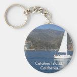 Catalina Island, California Keychain