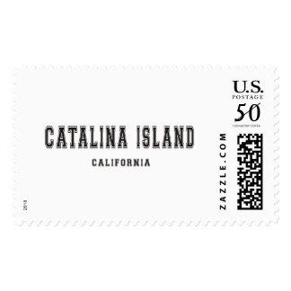 Catalina Island California Postage