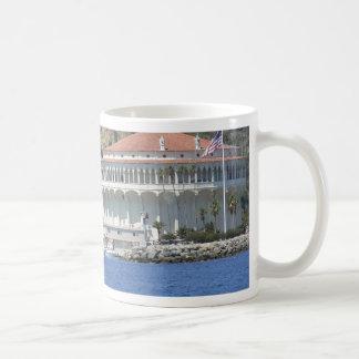catalina island casino coffee mugs