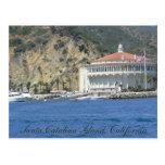 catalina island casino postcards