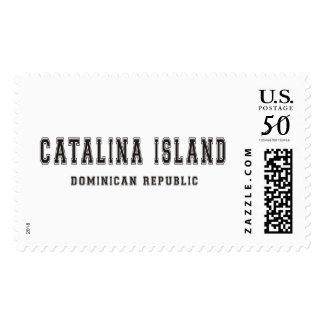 Catalina Island Dominican Republic Postage