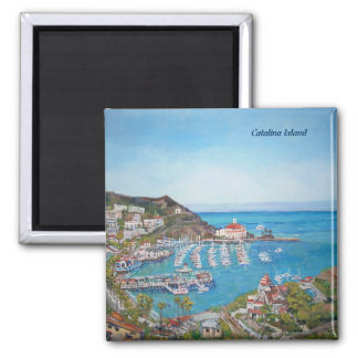 Catalina Island - Magnet Magnets