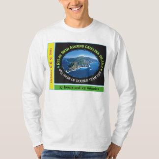 Catalina Island Relay Swim Long Sleeve Shirt