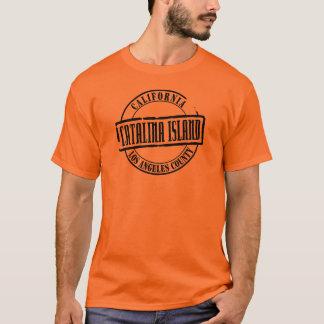 Catalina Island Title T-Shirt