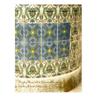 Catalina Tile Post Cards
