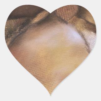 Catalizador 2 pegatina en forma de corazón