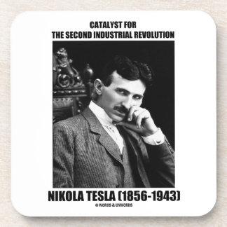 Catalizador para la segunda Revolución industrial Posavasos De Bebidas
