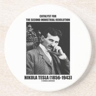 Catalizador para la segunda Revolución industrial Posavasos Manualidades