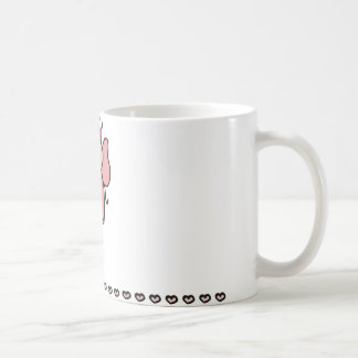 CATALOGO CLASSIC WHITE COFFEE MUG