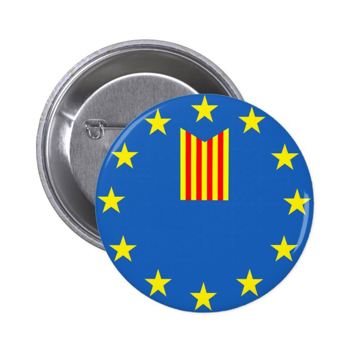 Catalonia Button