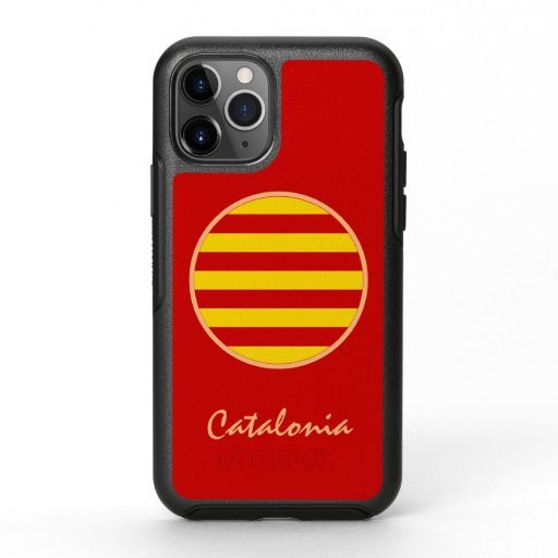 Catalonia & Catalan Flag fashion La Senyera/sports OtterBox Symmetry iPhone 11 Pro Case