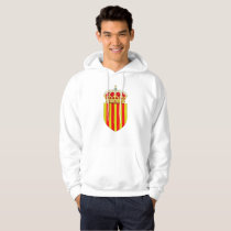 Catalonia Coat of arms Hoodie
