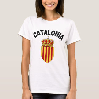 catalonia coat of arms T-Shirt