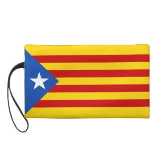 Catalonia Estelada Flag Wristlet Purses