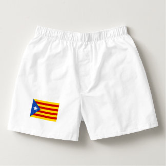 Catalonia Flag Boxers
