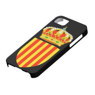 Catalonia Flag iPhone SE/5/5s Case