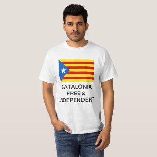 Catalonia Independence Shirt (English Ver.)