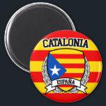 """Catalonia Magnet<br><div class=""""desc"""">Catalonia</div>"""