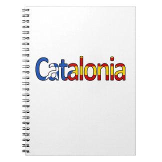 Catalonia Notebook
