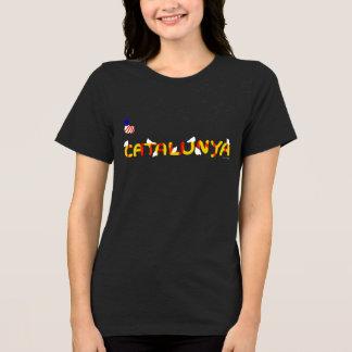 Catalonia Pau i Llibertat, Catalonia peace doves T-Shirt