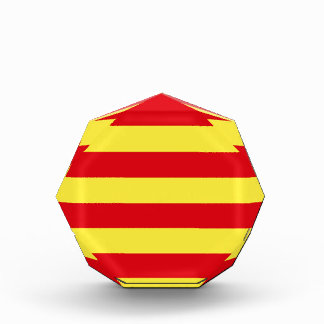 Catalonia Spain Flag Awards