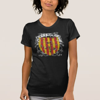 Catalonia Women's Dark Shirt