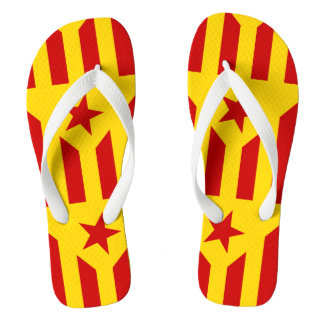 Catalonian Independence - square.png Flip Flops