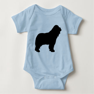 Catalonian Sheepdog Baby Bodysuit